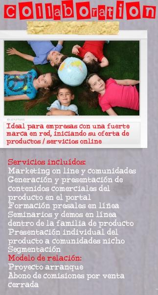 Ideal para empresas con una fuerte marca de red, iniciando su oferta de productos / servicios online