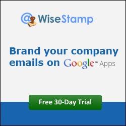 Promociona tu empresa con el uso de tu correo electrónico con wisestamp
