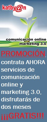 Katby@n,  comunicacion online y marketing 3.0